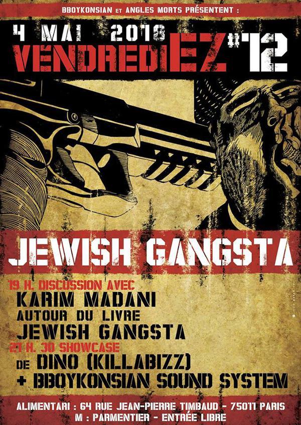 VendrediEZ #12 : Jewish gangsta