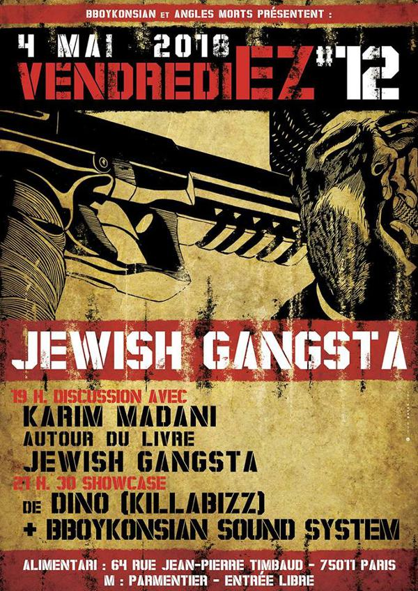 VendrediEZ #12 : Jewish gangsta