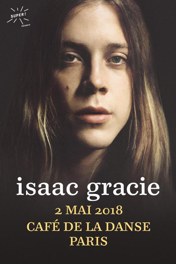 ISAAC GRACIE
