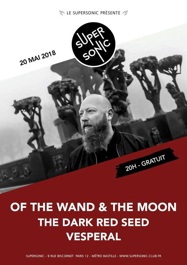 Of the Wand & the Moon • The Dark Red Seed • Vesperal / Free