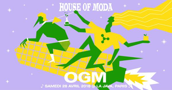 HOUSE of MODA OGM