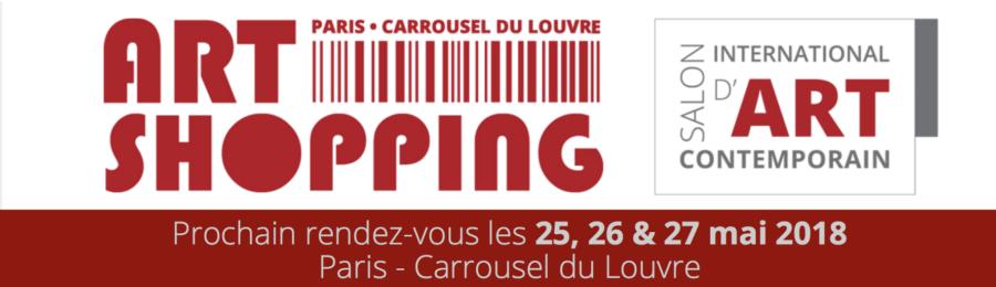 Art Shopping 22ème édition au Carrousel du Louvre du 25 au 27 Mai
