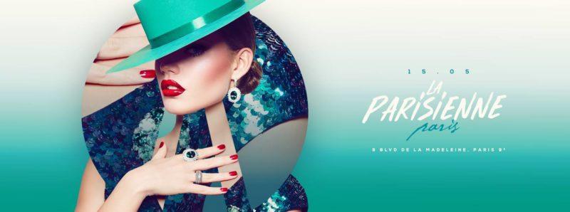 La Parisienne x Tuesday 15th May