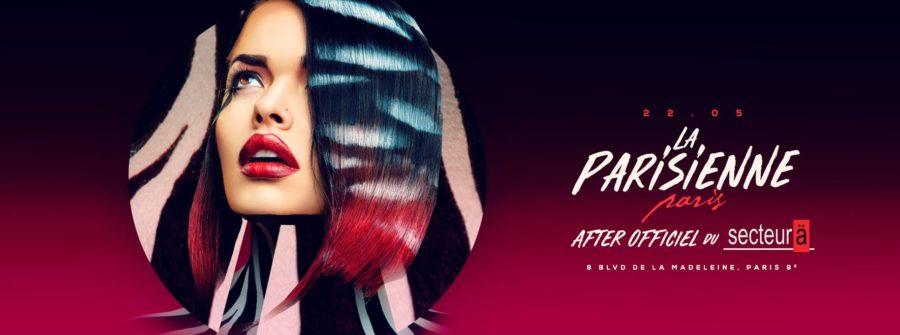 La Parisienne x Tuesday 22th May