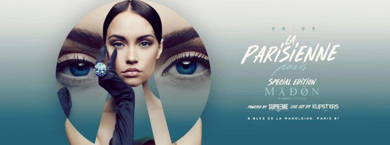 La Parisienne X Special Edition MADON