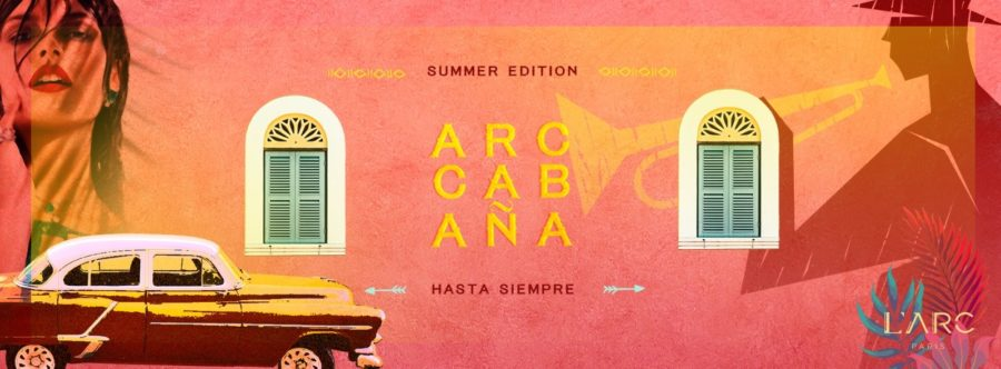 ARC Cabaña - Summer Edition