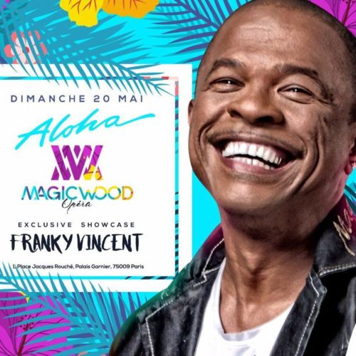 ALOHA MAGIC WOOD OPERA EXCLUSIVE SHOWCASE FRANKY VINCENT