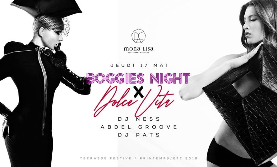 Boggies night x Dolce Vita