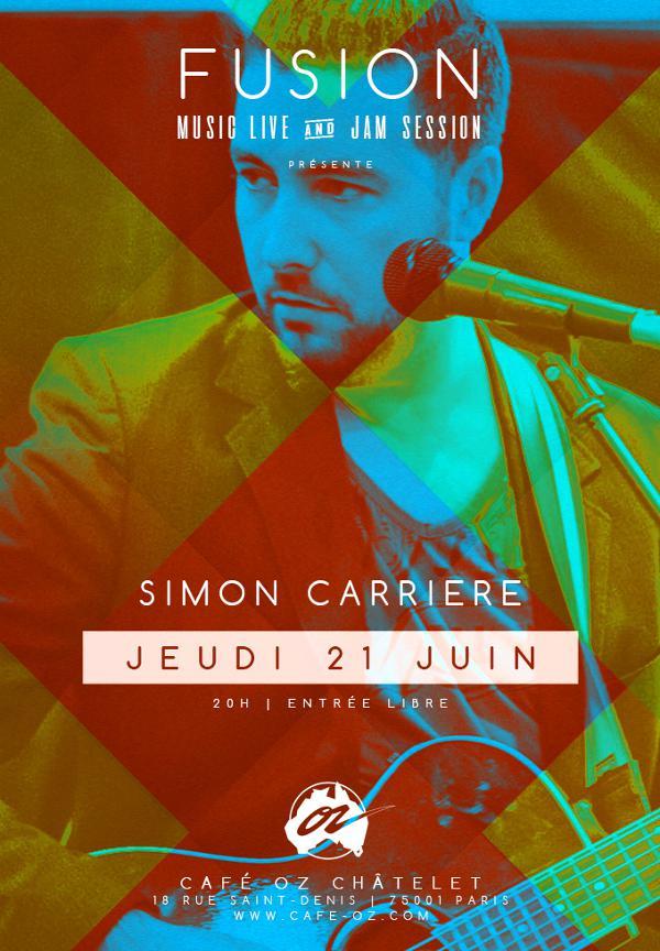 Fusion // Simon Carrière