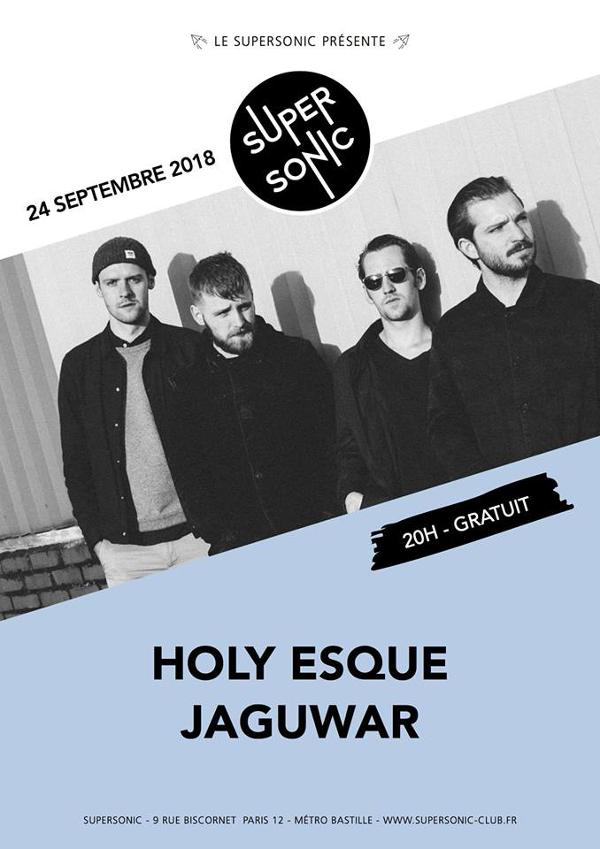 Holy Esque • Jaguwar / Supersonic - Free