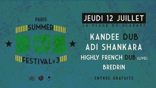 Summer Dub Festival - LaPlage de Glazart