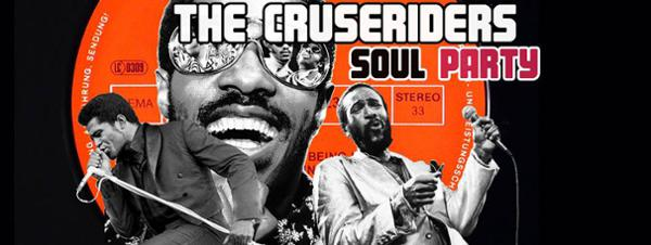 Funky Friday : The Cruseriders + Willy Wizz