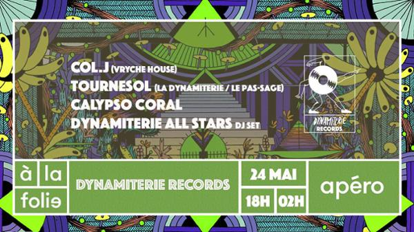 Apéro II  Dynamiterie Records