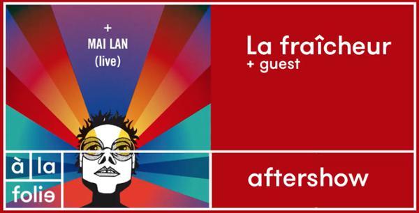 Aftershow Rone - La fraicheur + Guest