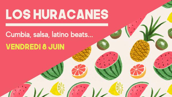 Los Huracanes // L'Alimentari