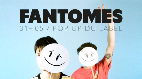 Fantomes Release Party