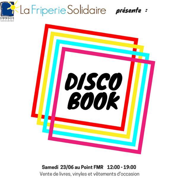 DISCO BOOK