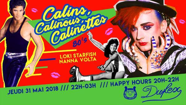 Câlins, Calinous, Calinettes