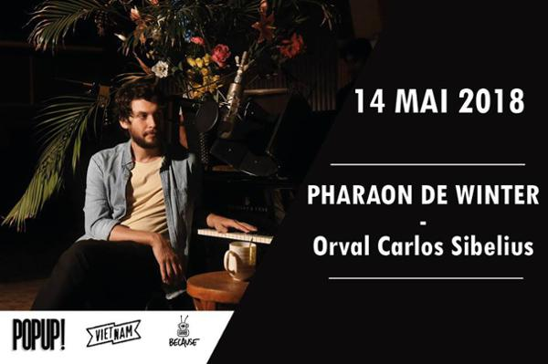 Pharaon de Winter (+ Orval Carlos Sibelius)
