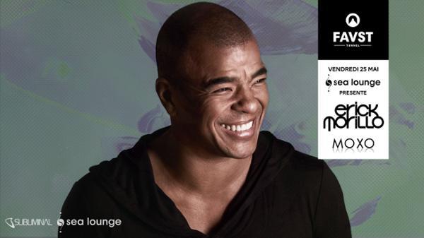 FAUST & Sea-lounge Porto-vecchio présentent : Erick Morillo Support : DJ MOXO