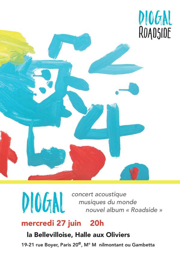 CAFE-CONCERT : DIOGAL