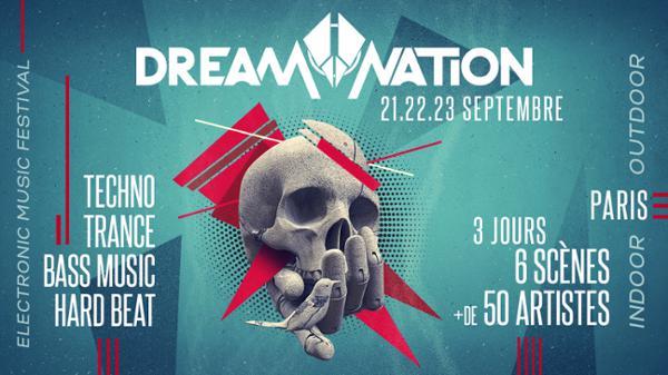 21 septembre 2018 // OPENING ● DREAM NATION FESTIVAL // PARIS