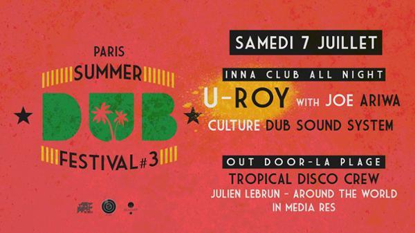 Summer Dub Session XXL