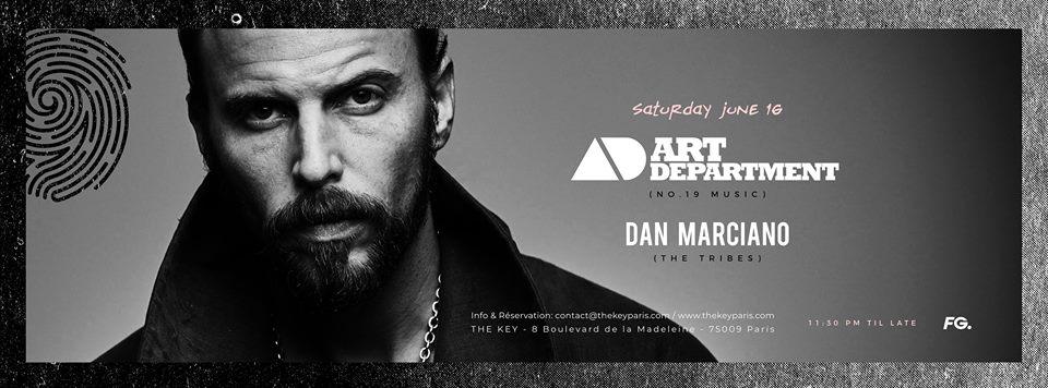 The Key Presents : Art Department, Dan Marciano