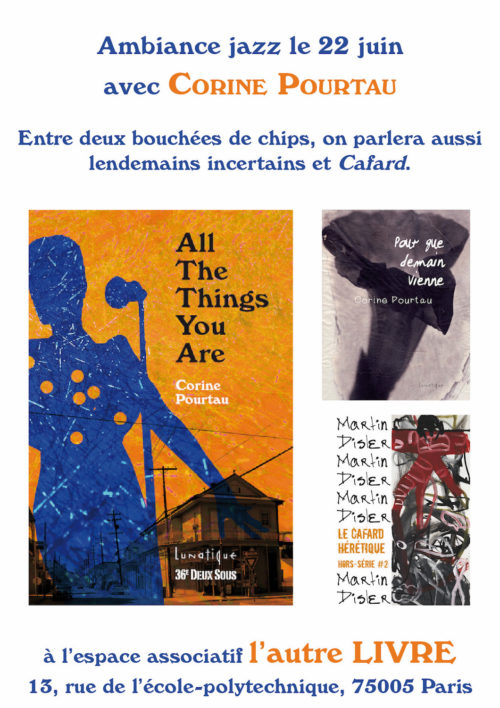 All The Things You Are - rencontre lecture dédiace