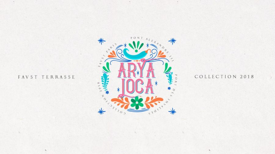 Faust Terrasse : Arya Loca, Opening