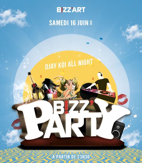BIZZZZZ PARTY Feat DJAY KOI