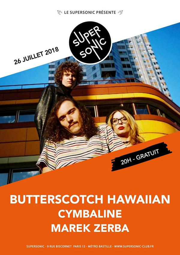 Butterscotch Hawaiian • Cymbaline • Marek Zerba / Supersonic