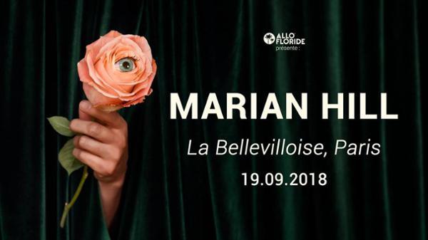 MARIAN HILL