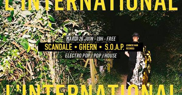 Scandale • Ghern • Soap