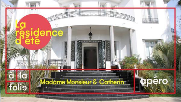 Residence d'été w/ Madame Monsieur & Catherin