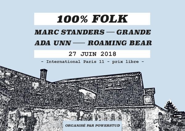 Roaming Bear • Grande • AdaUnn • Marc Standers