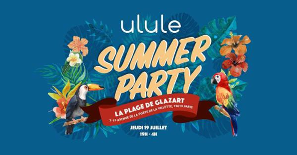Ulule Summer Party