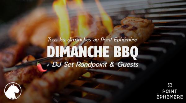 BBQ & DJ SET CHAQUE DIMANCHE