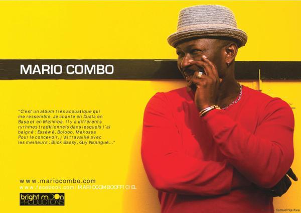 CAFE-CONCERT : MARIO COMBO