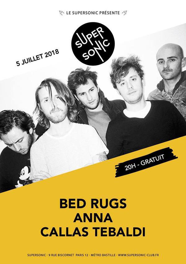 Bed Rugs • Anna • Callas Tebaldi / Supersonic - Free