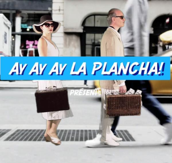 CAFE-CONCERT : AY AY AY LA PLANCHA!