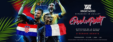 Magic wood X World Cup Final