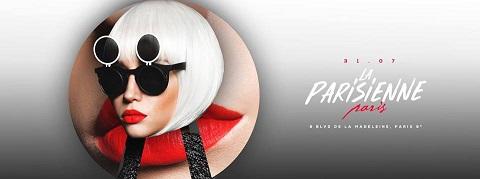 La Parisienne x Tuesday 31th July