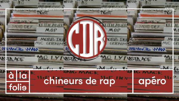 Apéro Chineurs de Rap #18