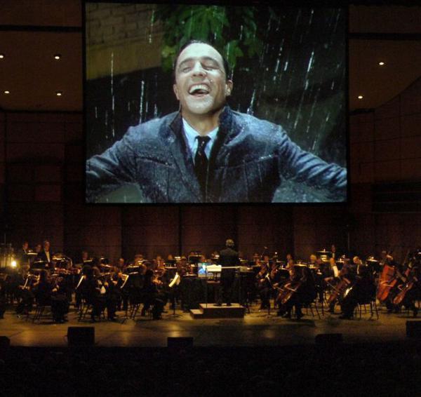 Singin' in the rain (Chantons sous la pluie)