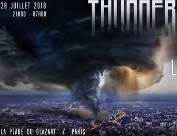 Thunder #1 w/ Jacidorex / Ling Ling / Vortek's / H880 & more !