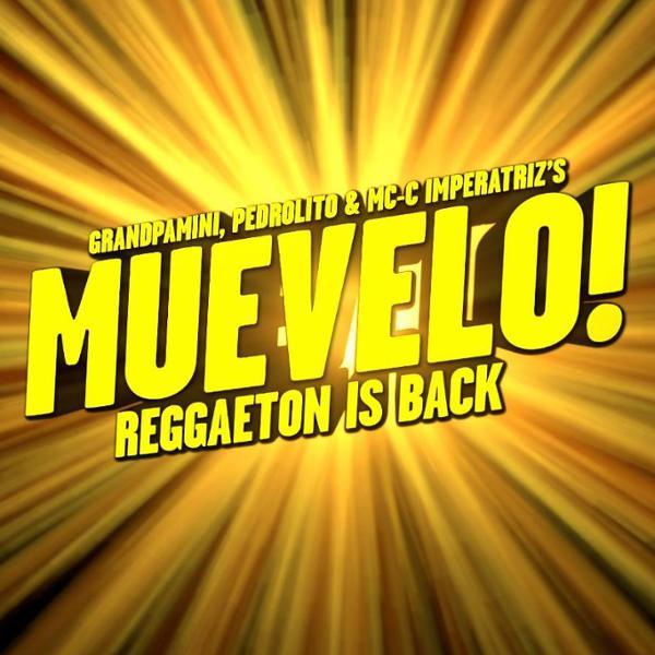 Muevelo X Les Disquaires w/ Pedrolito Grandpa Mcc & Ludo San