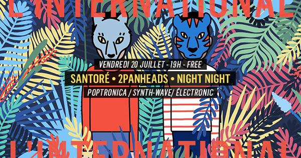 Santoré • 2PanHeads • Night Night