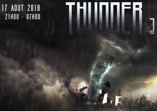 Thunder #2 w/ Collision, Sevenum Six, [KRTM], Vikkei & more !