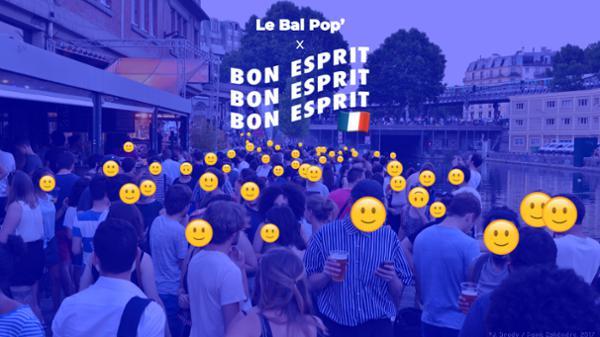 LE BAL POP' X BON ESPRIT